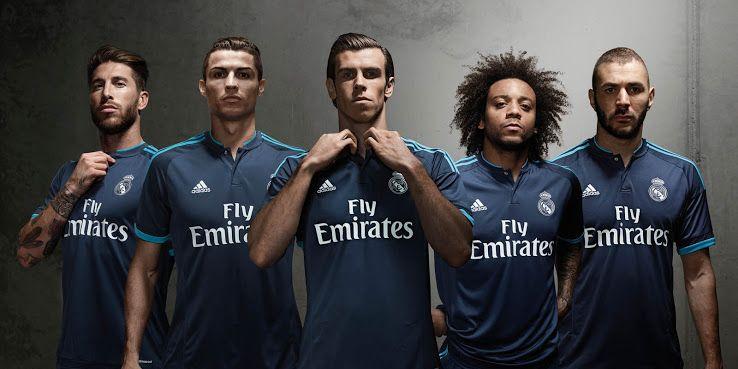 New Adidas Real Madrid 2015 2016 Third Kit Jersey Shirt Have A Nice Day Nicedaysports Real Madrid Wallpapers Madrid Wallpaper Real Madrid