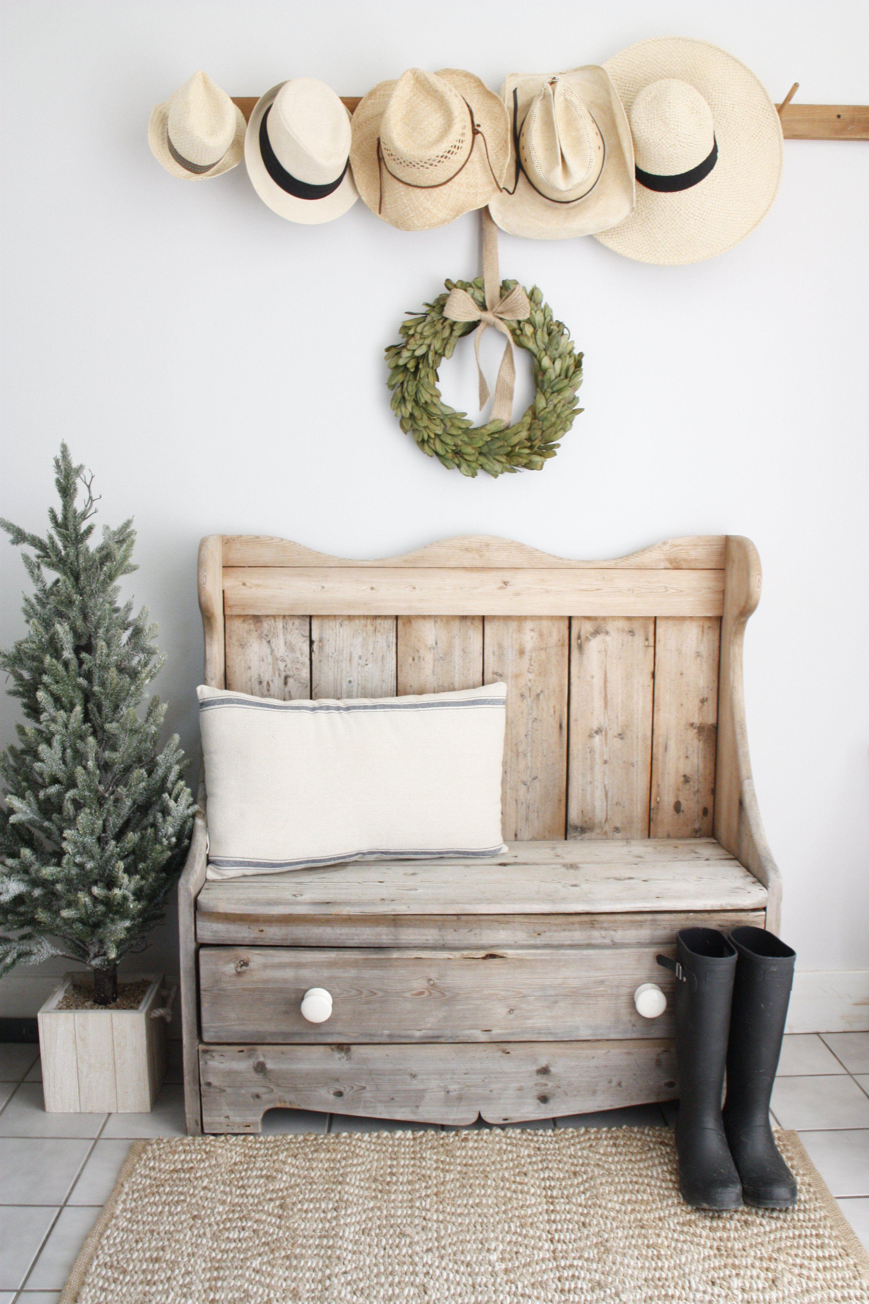 Pin de Inessa Mesa en Home decor | Pinterest | Recibidor, Paletas y ...