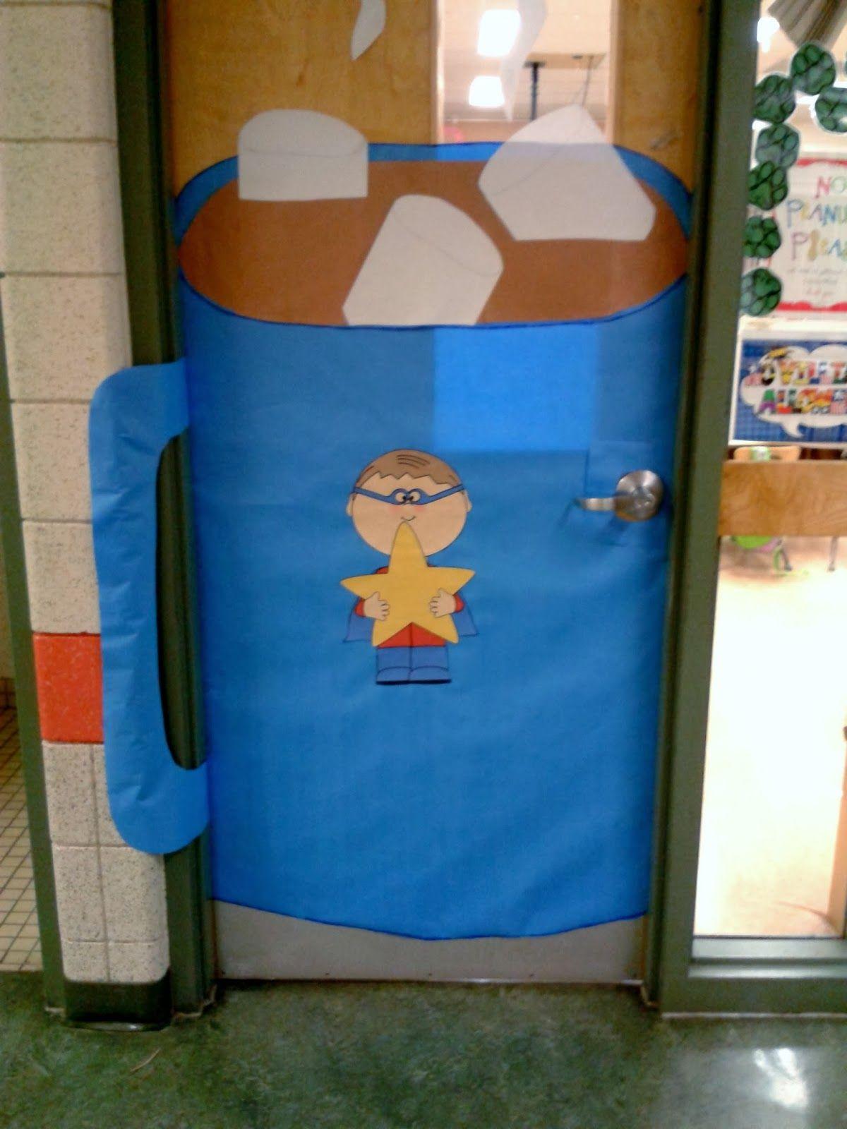 I Redid My Classroom Door I Was Going To Do