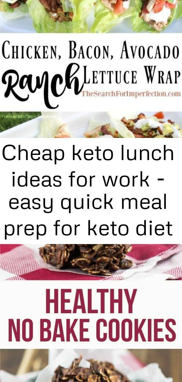 Cheap keto lunch ideas for work  easy quick meal prep for keto diet 1  Every meal is important for nutrition but lunch It is more valuable for those who are both nutritio...