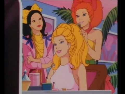 Barbie Rockstar - II° Parte