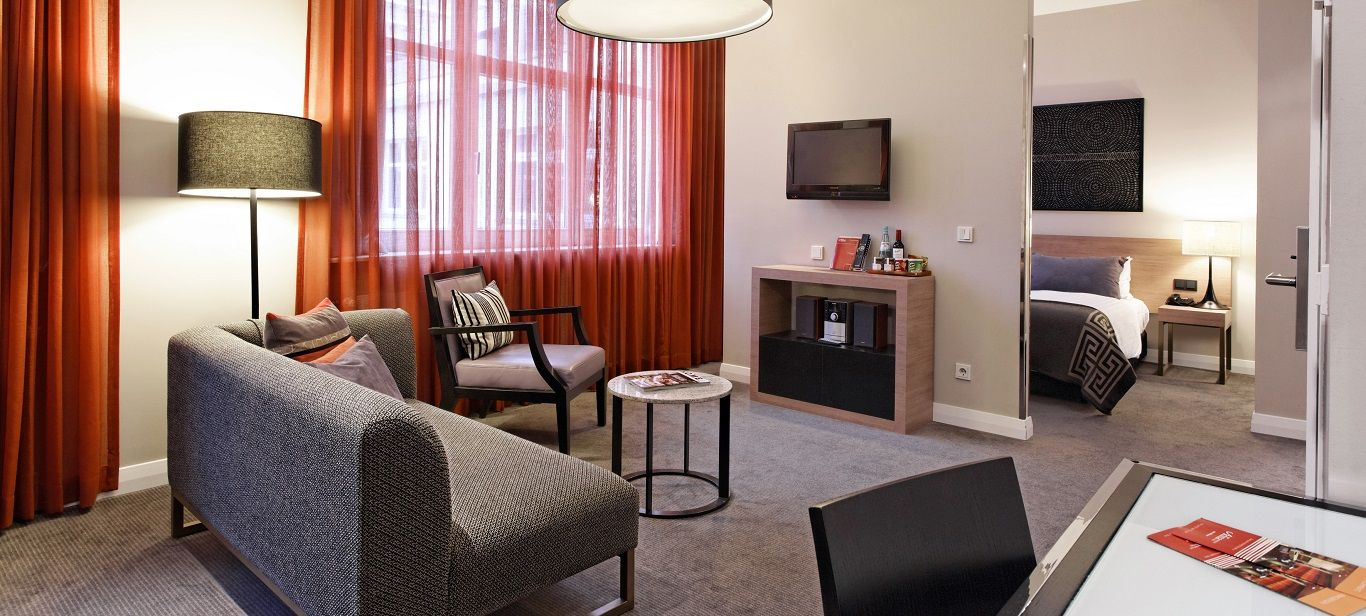 Adina Apartment Hotel Berlin Checkpoint Charlie Studio King Or Twin