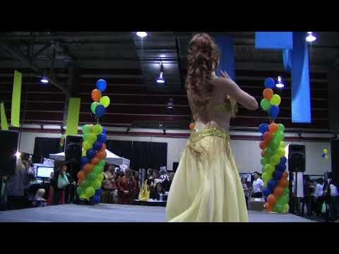 Sahira Solo At Calgary Women's Show | Belly dancers ...
