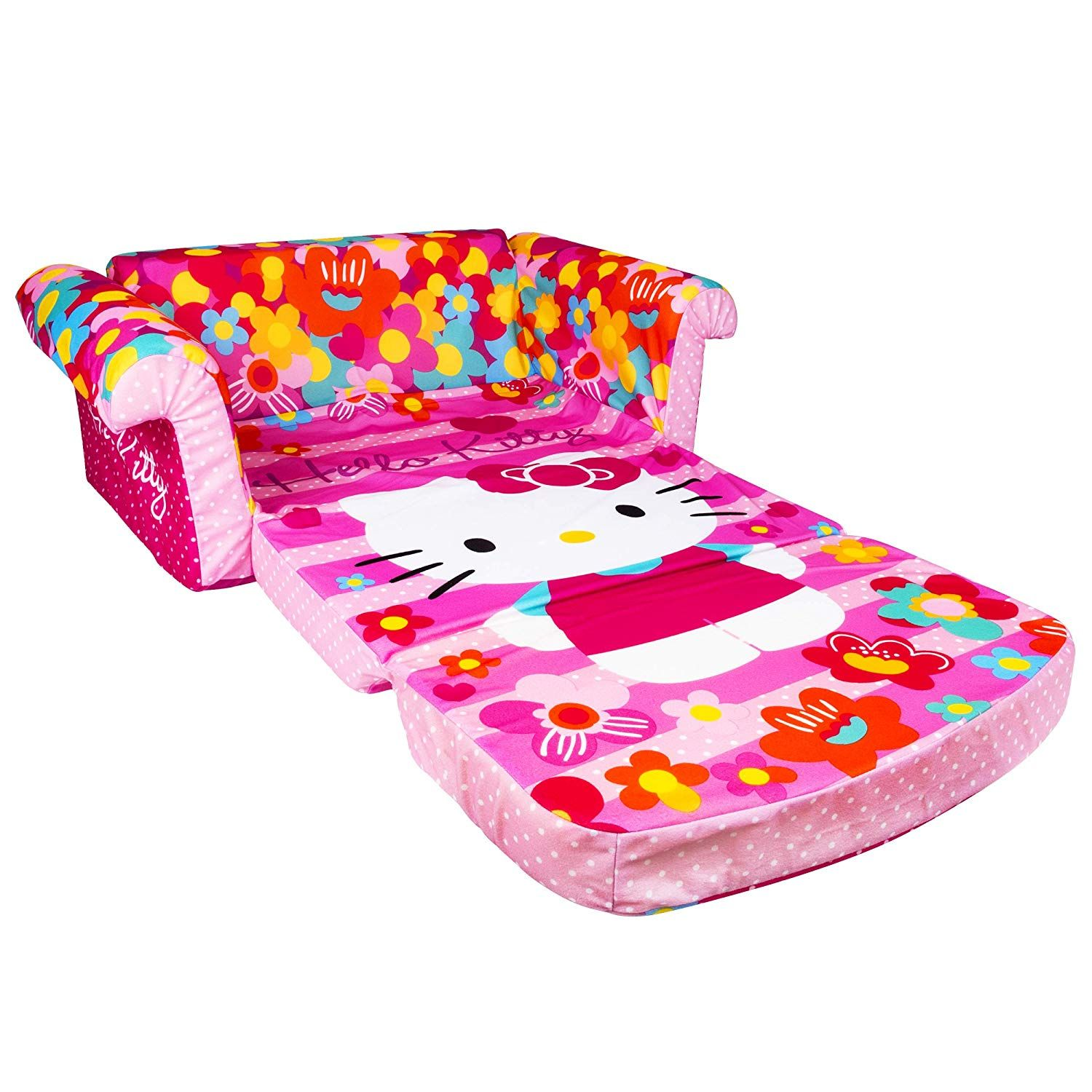 Amazon Com Marshmallow Furniture Children S 2 In 1 Flip Open Foam