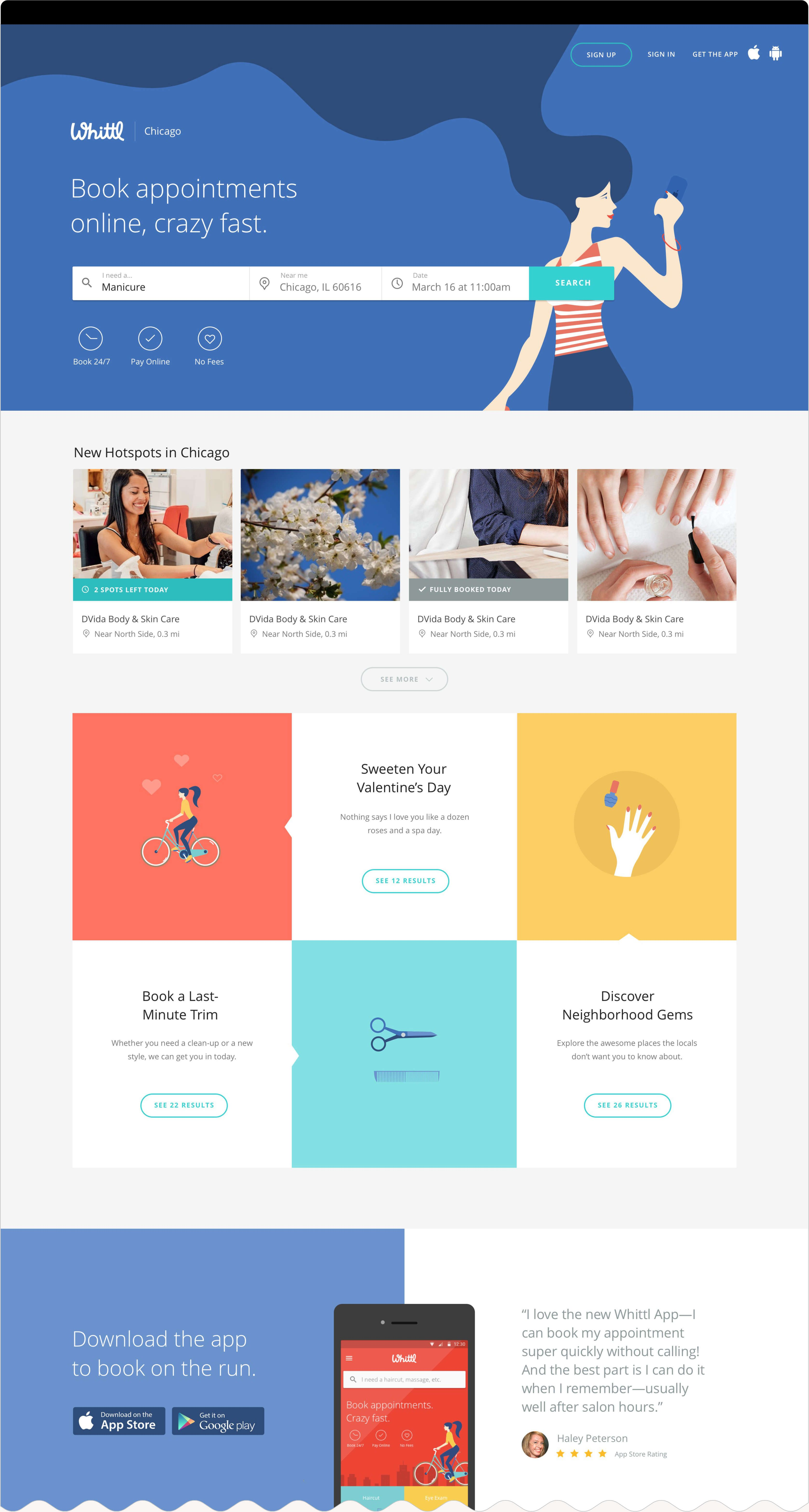 Heco Provided Ux And Visual Design For Whittl S Android And Ios Apps And Website Web Layout Design Portfolio Web Design Website Design Layout