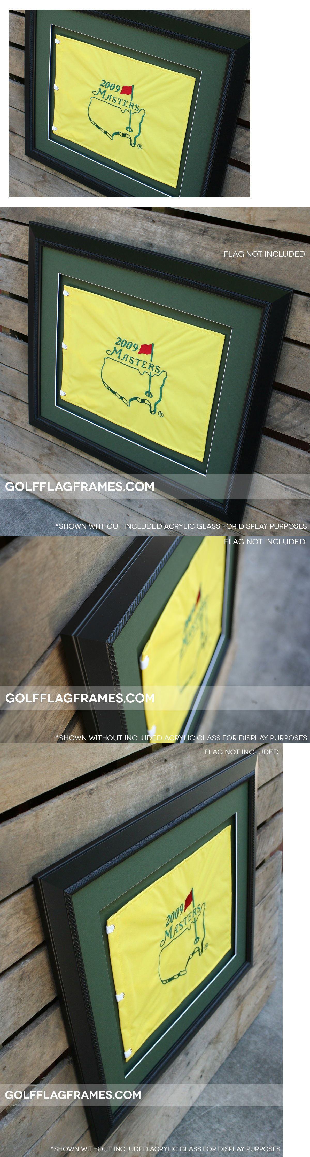 Exelent Golf Flag Frame Elaboration - Picture Frame Ideas ...