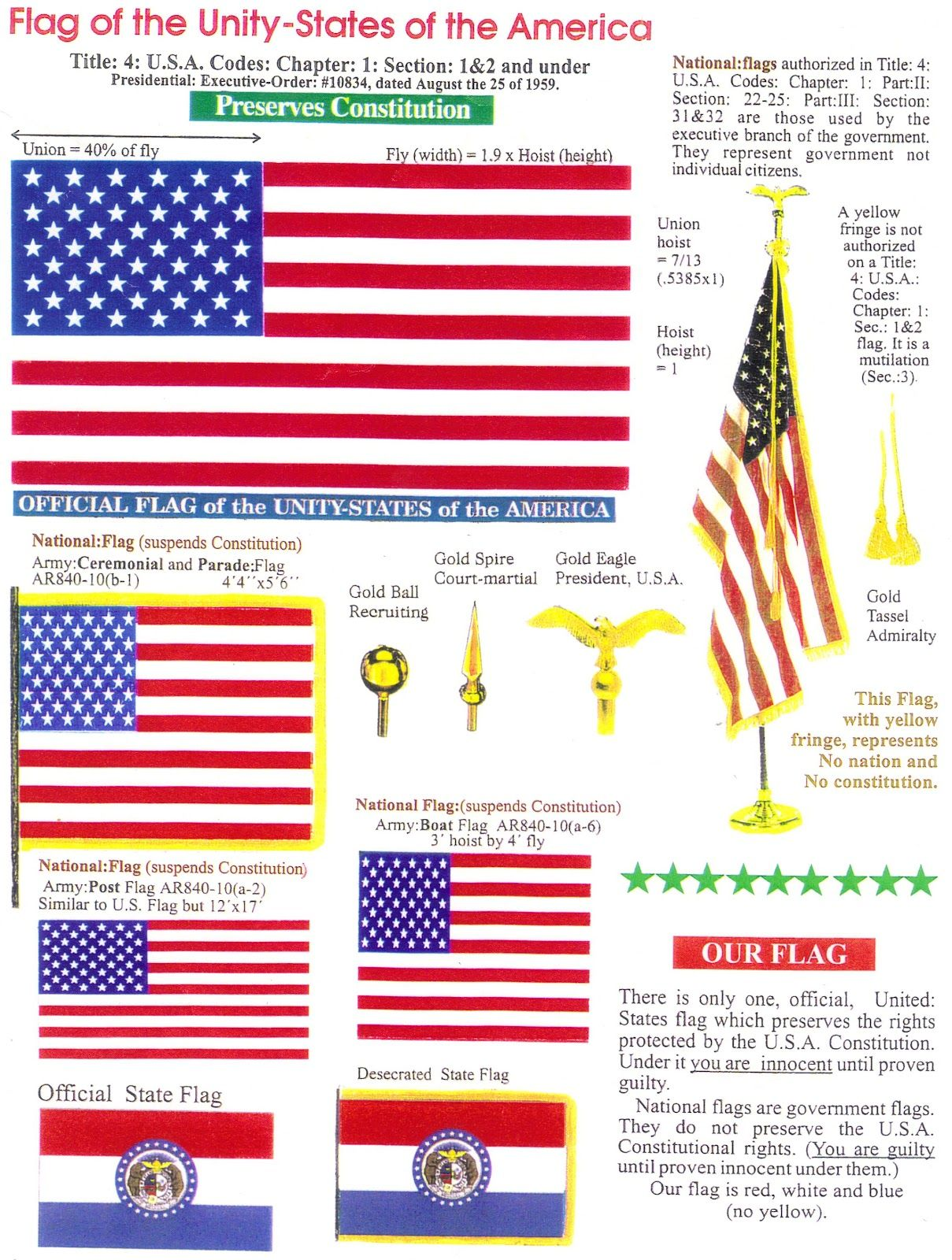 News Man Yellow Fringed Flag Admiralty Flag Flag Admiralty Law Maritime Law