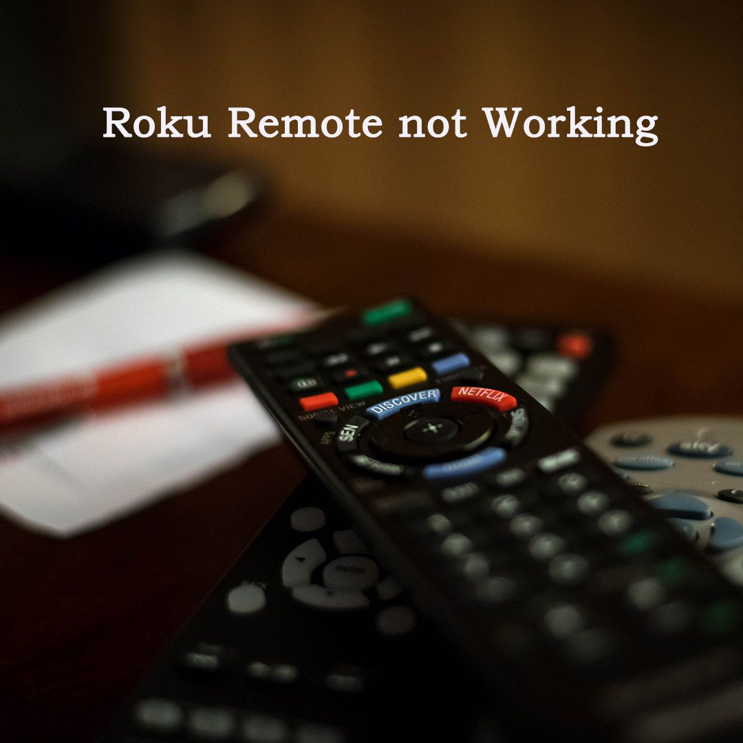 Don't fret if your Rokuremote is not working. Roku mobile