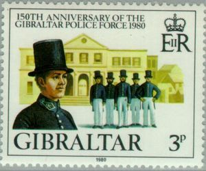 150th Anniversary of the Gibraltar Police Force