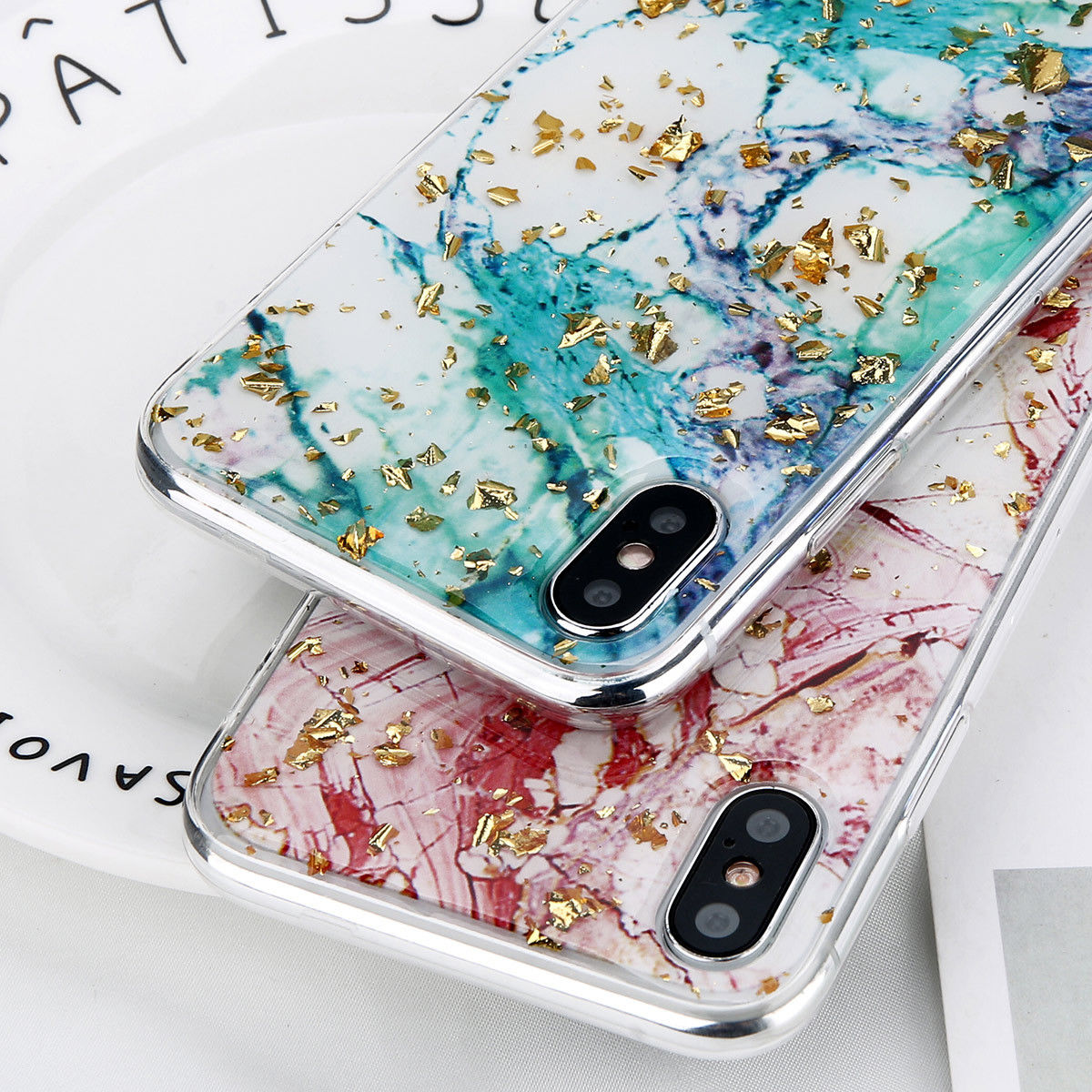 Details about for iphone xs max xr x 8 7 6 plus bling