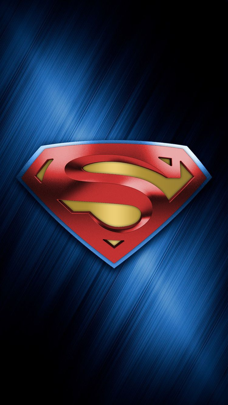 Superman Iphone 7 Plus Wallpaper Con Imagenes Escudo De