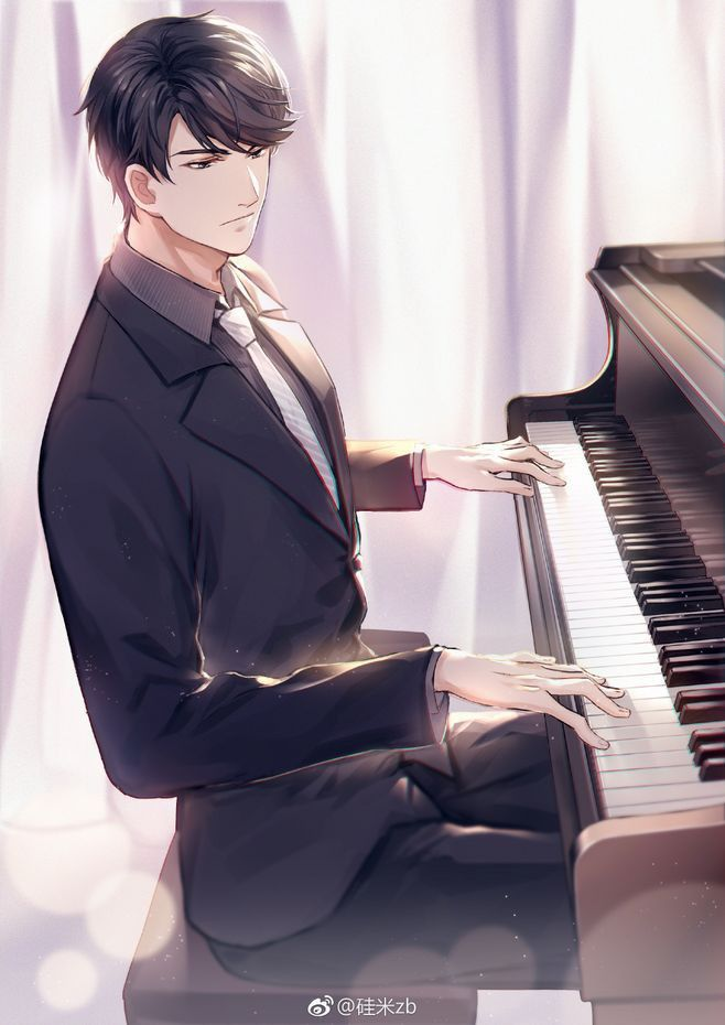Pin By Weebtittes On 恋与制作人 弍 Cute Anime Guys Handsome Anime Guys Cool Anime Guys