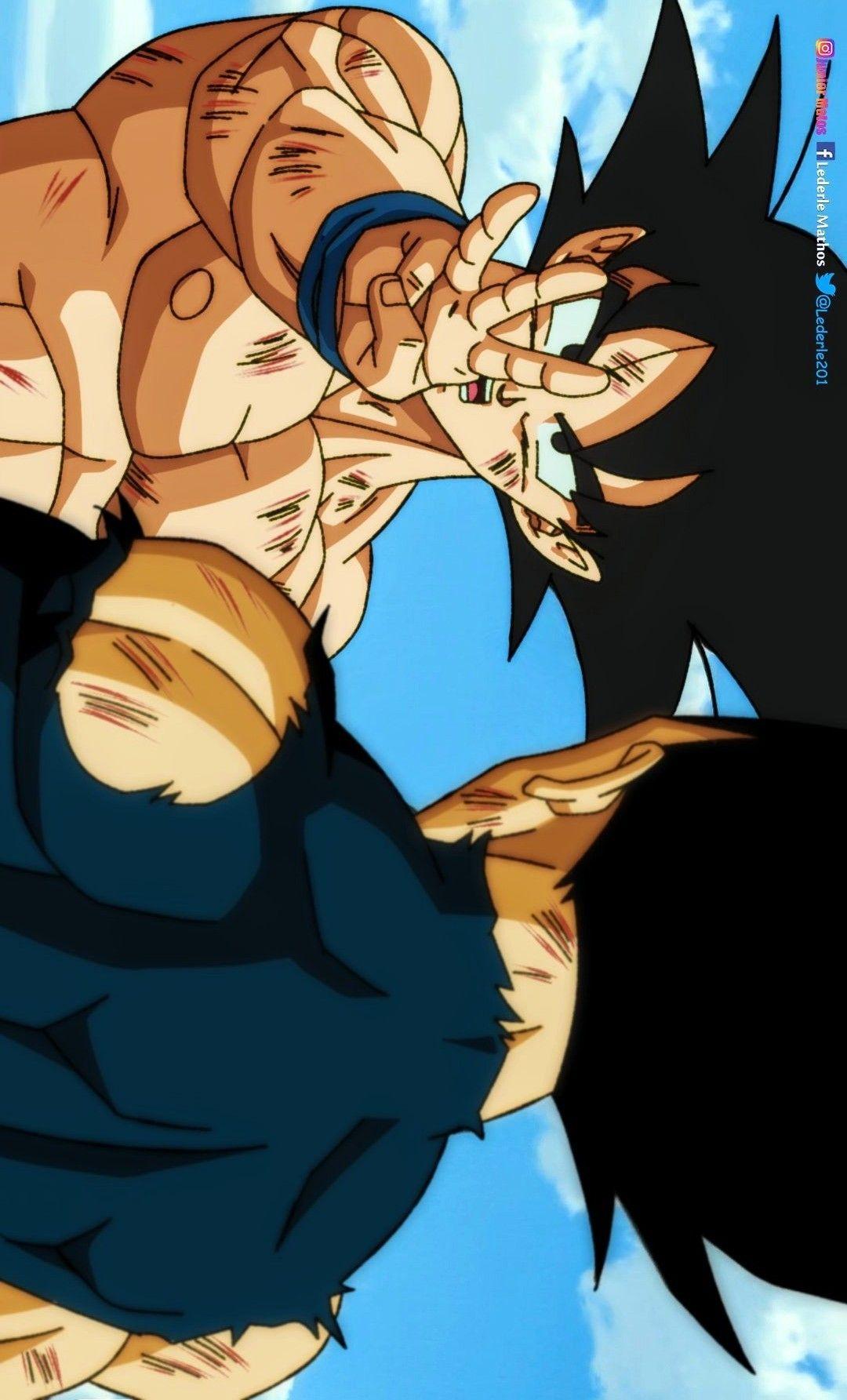 goku vegeta dbsb style dbz by lederle201 anime dragon ball super dragon ball artwork anime dragon ball