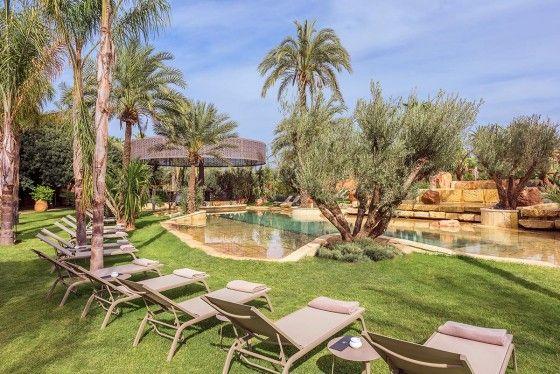 Hotel Tigmiza Marrakech voyage Pinterest Marrakech - location de villa a agadir avec piscine