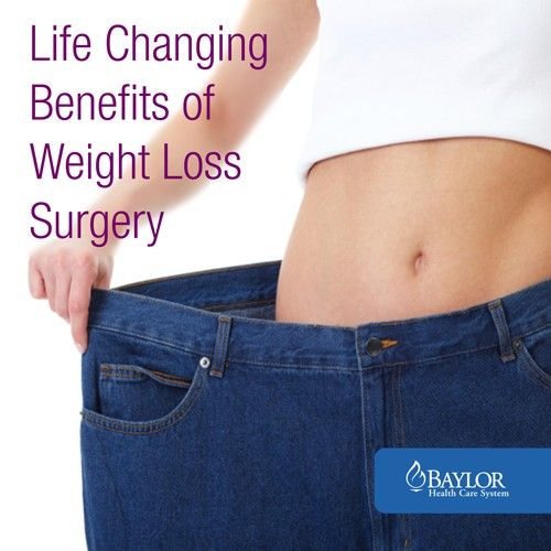 Everything To Gain With Weight Loss Surgery Healthy Living