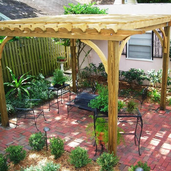 6 brilliant and inexpensive patio ideas for small yards ... - Easy Patio Ideas On A Budget