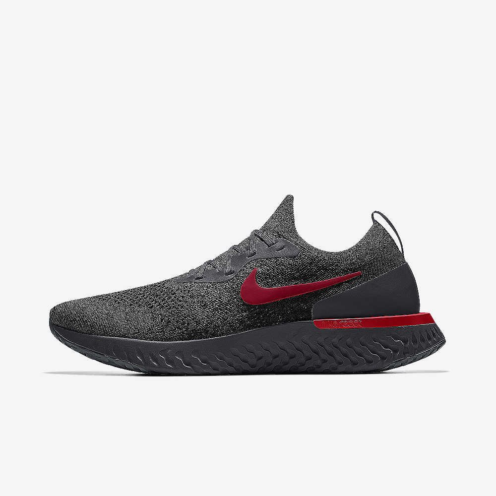 9bac32fb7b 【NIKE Official】 Nike Epic React Fly Knit iD Running Shoes Online Store (Mail