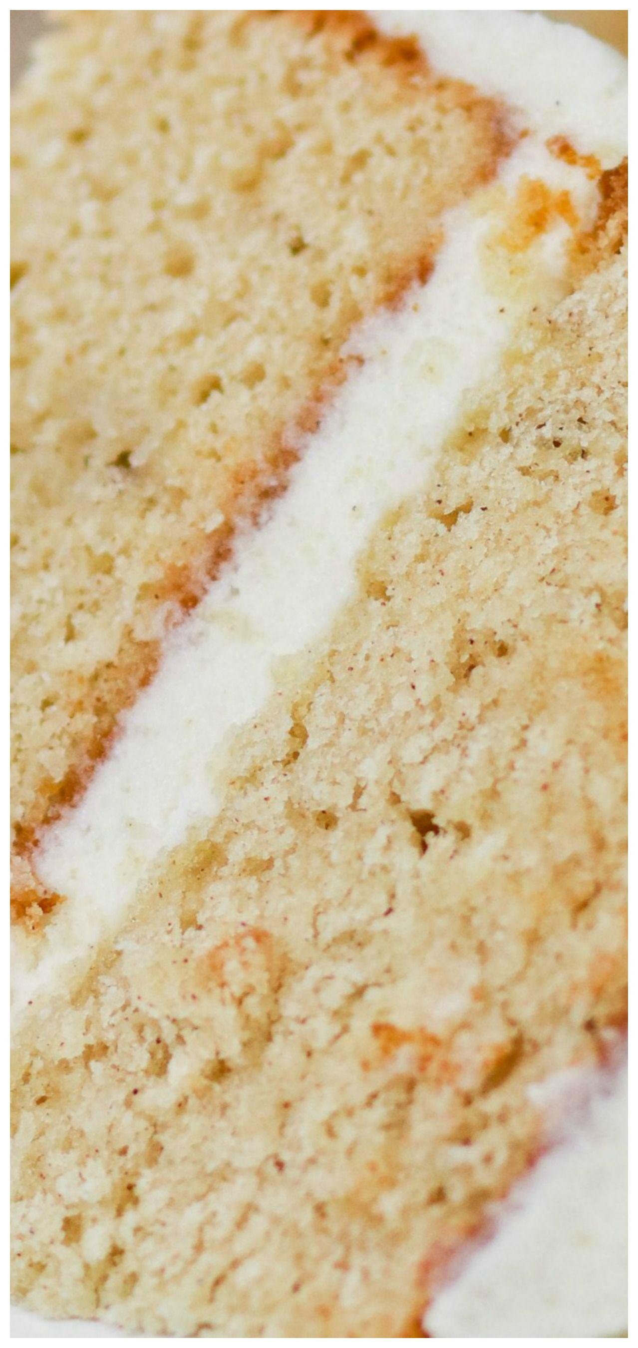 Honey Lover's Honey Cake #creamfrosting