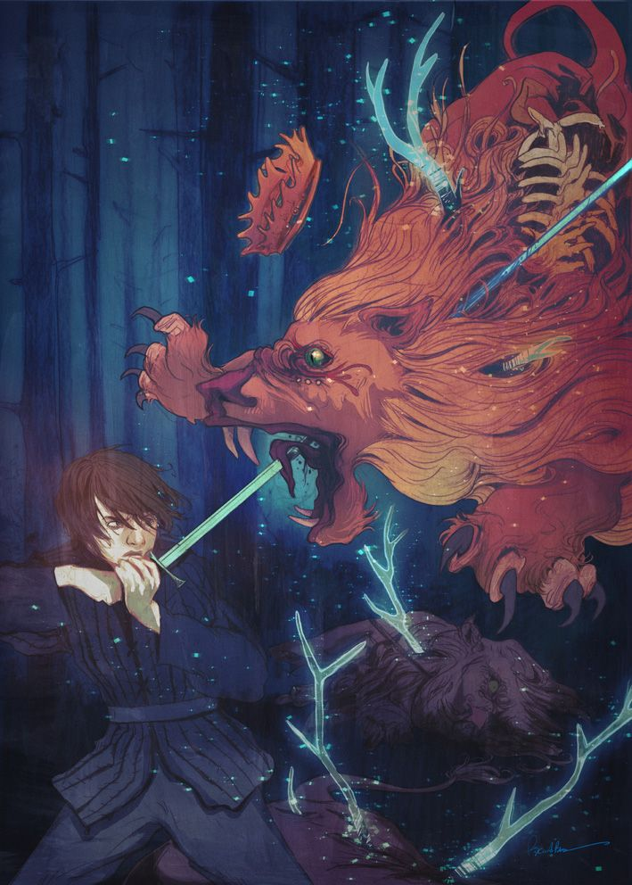 Fantastic Collection of GAME OF THRONES Fan Art - News - GeekTyrant