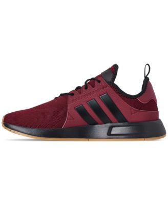 timeless design c1658 d10dc adidas Men's Originals Xplr Casual Sneakers from Finish Line - Red 11.5