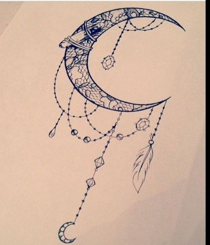 Moon Tattoo Tattoos Tattoos Tattoo Designs Skin Art