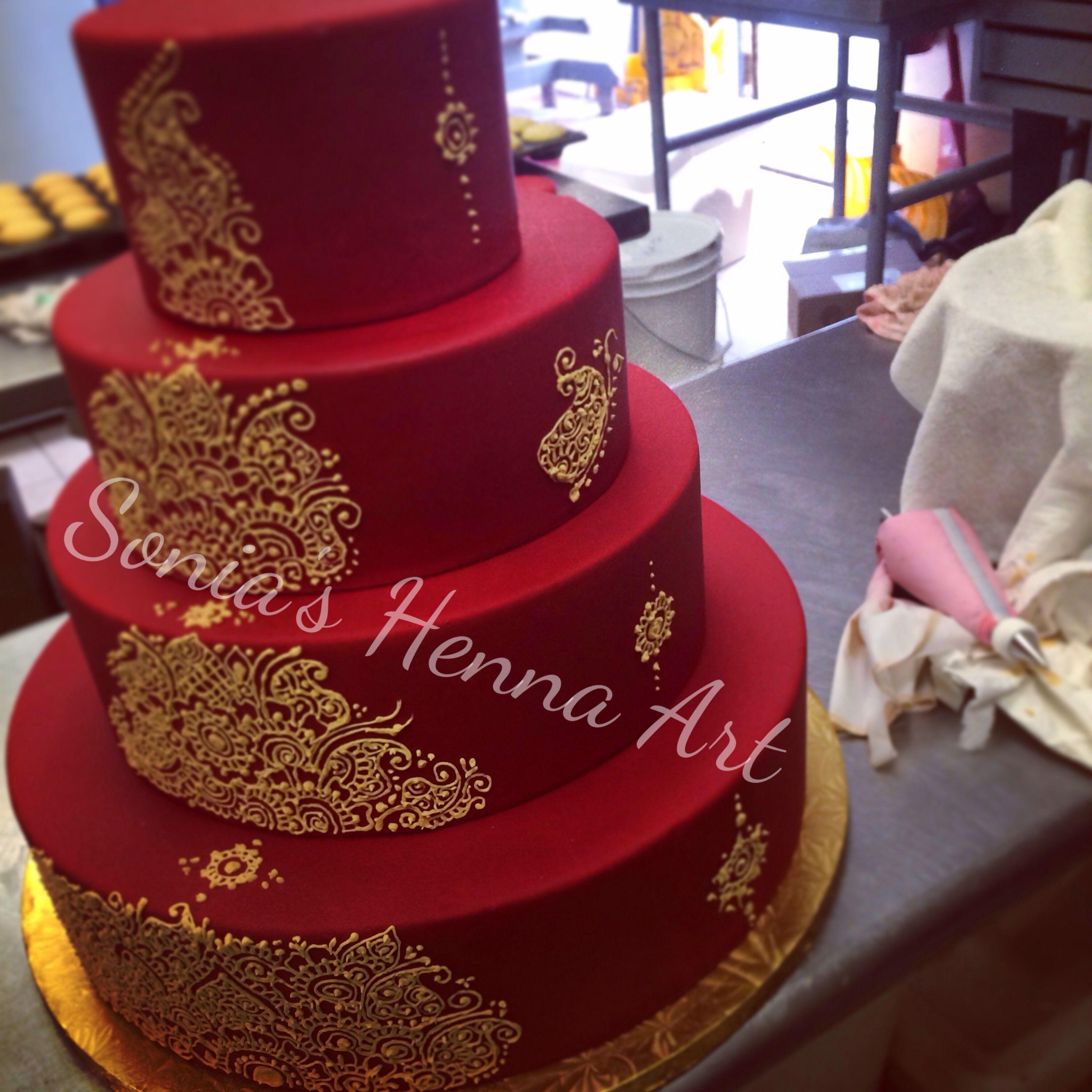 Henna Cake by Soniau0027s Henna Art Henna