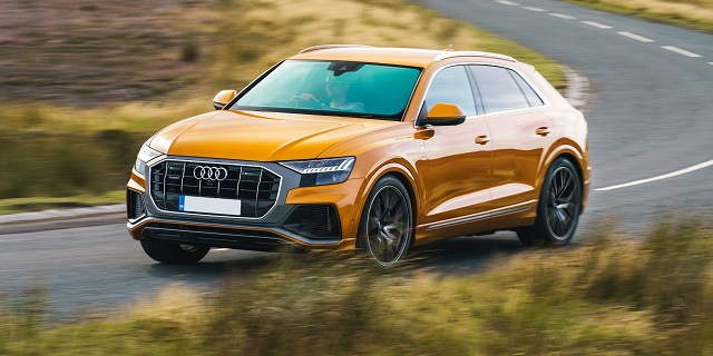 2022 Audi Q8 And Sq8 Review Us Suvs Nation In 2021 Audi Audi Q8 Price Bmw
