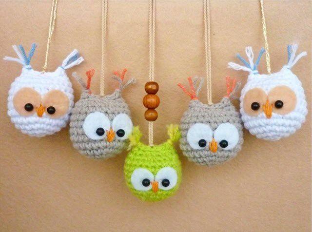 Hedwig the Owl Crochet Pattern - Auburn Elephant | 476x640