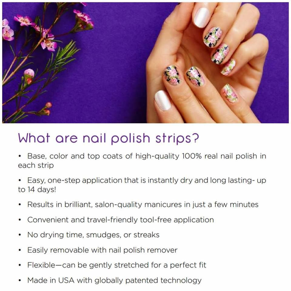 Pin by EasyPeasyNails JennD on Color Street Nails | Pinterest ...