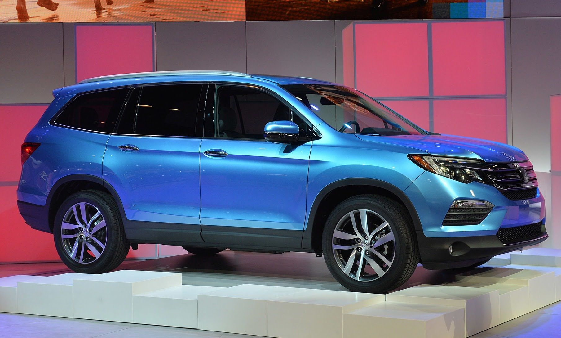 2016 honda pilot 2015 chicago auto show we are so excited to get these in