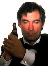 james bond - I did like this James..