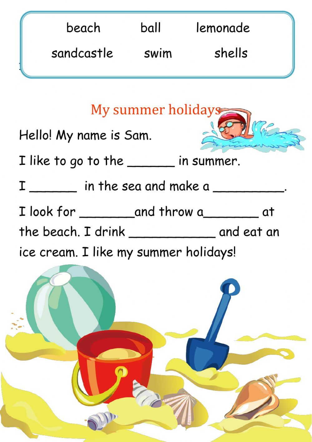 small resolution of Reading comprehension online activity for Grade 2. You can do the exercises  online or dow…   Reading comprehension
