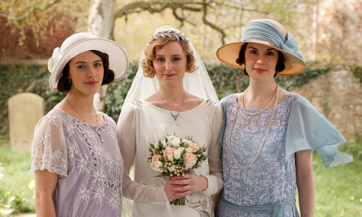 Downton abbey star cast in bbc drama life after life get