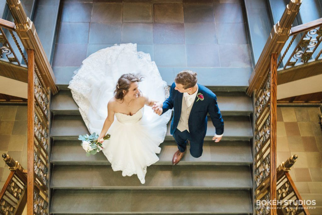 Indiana wedding in west lafayette indiana at purdue