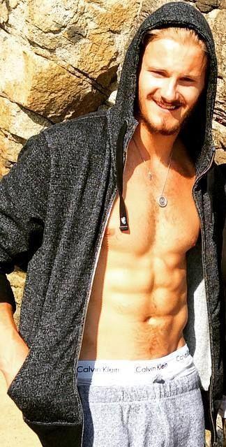ludwig shirtless Alexander