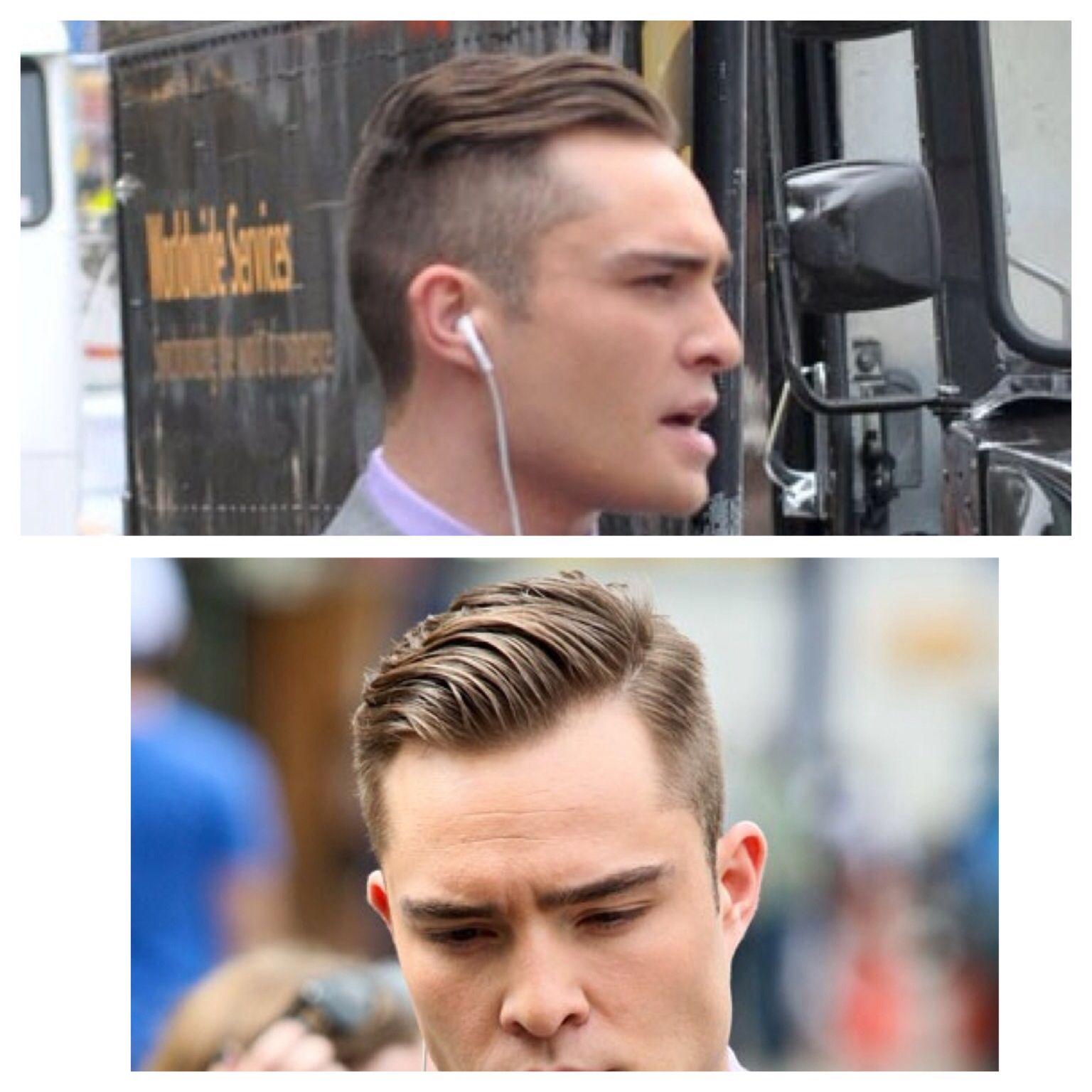 Chuck Bass Hair Style Sixth Season Movies Tv Celebrities