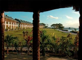 ...this is where I go when I dream; Aggie Grey's, Western Samoa...