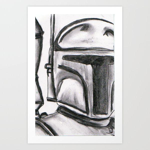 Star Wars Prints, Star Wars Love, Star