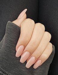 Paznokcie Minimalist Nails Fake Nails Pretty Nails
