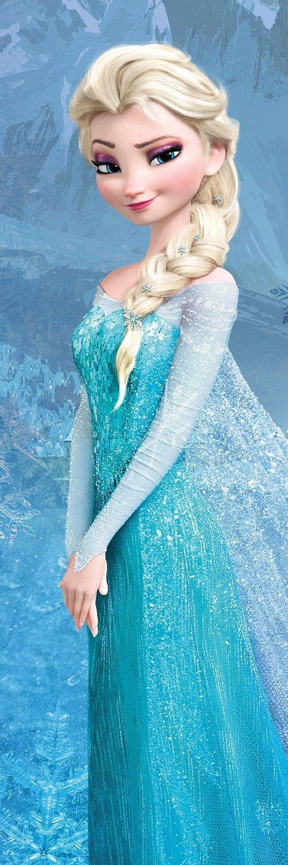 Elsa from Frozen #disneyprincess