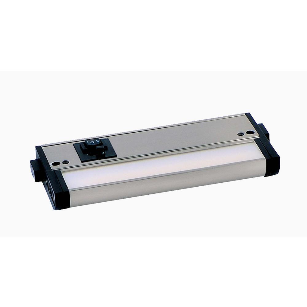 Maxim Lighting Countermax Basic 6 In Long Led Satin Nickel Under