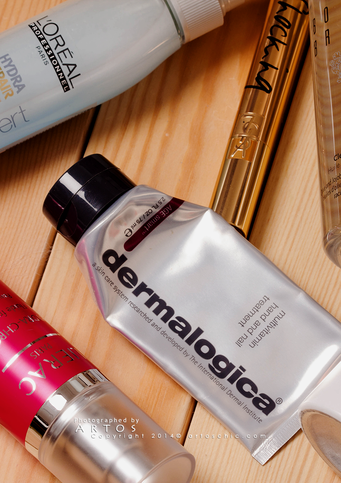 dermalogica hand and nail treatment
