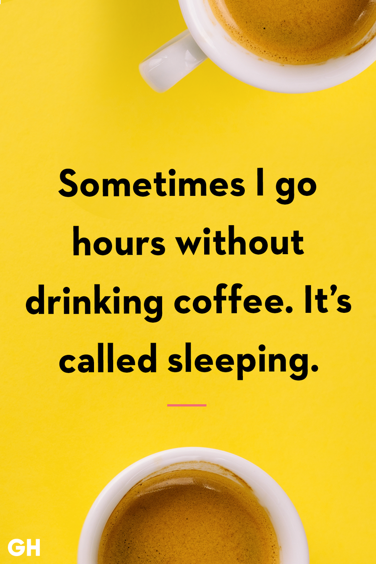 40 Funny Quotes About Coffee That Will Validate Your