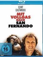 Mit Vollgas nach San Fernando ...