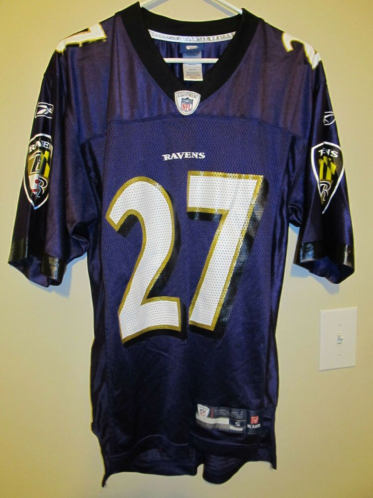 online store 3aa64 474d2 Ray Rice - Baltimore Ravens jersey - Reebok Adult Small ...