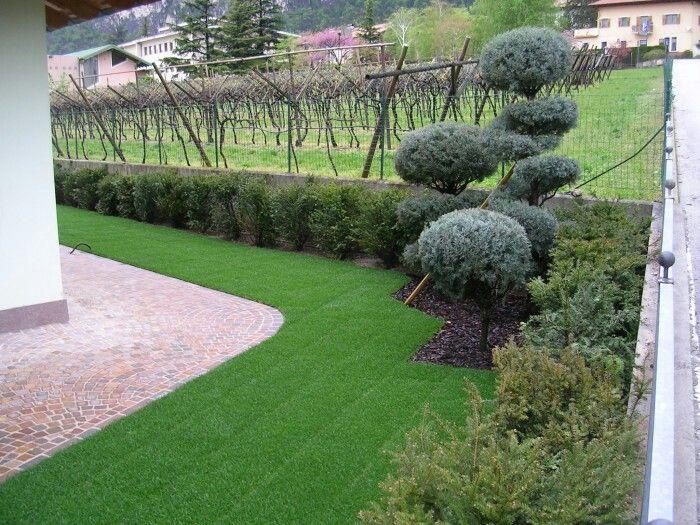 Piccoli giardini piccoli giardini pinterest piccoli - Progetto per giardino ...