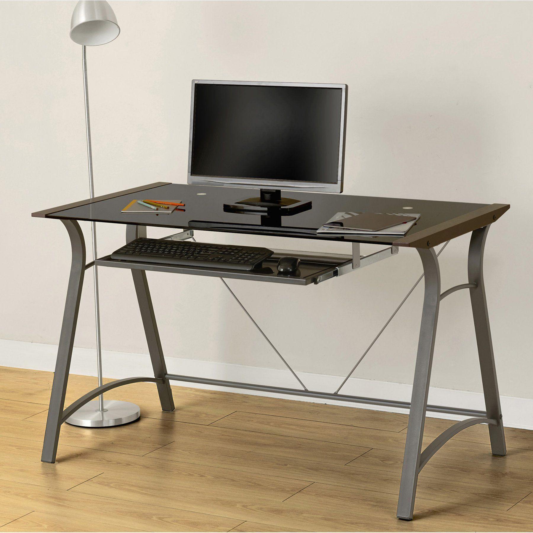 - Urban Haus Beta Modern Computer Desk - UH-4500-B Desk, Modern