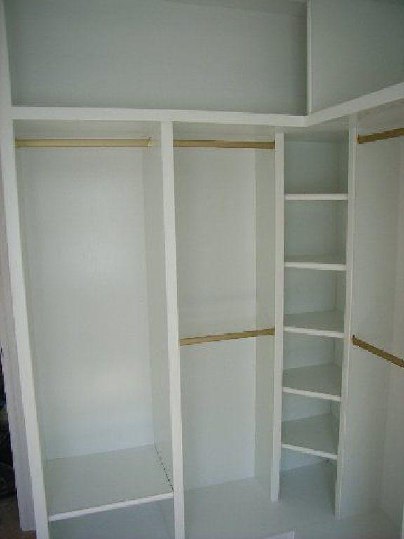 Armario esquinero en habitacion de dormitorio - Armarios de habitacion ...