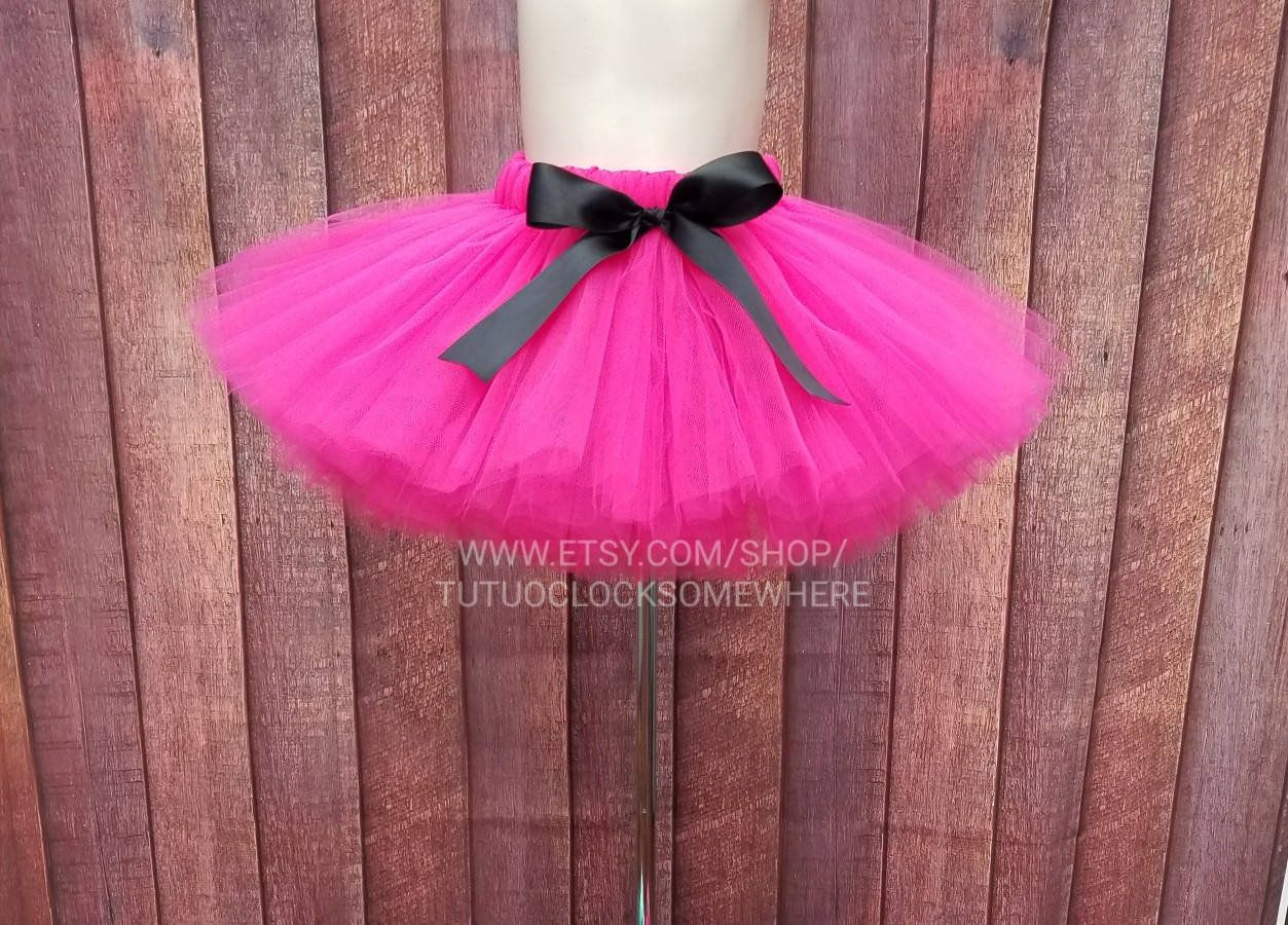 82a35614f Hot Pink Tutu, Valentine's Day, Birthday Party, Easter, New Year's, Cake  Smash, First Birthday, 5K, Baby Shower, Baby, Toddler, Teen, Adult