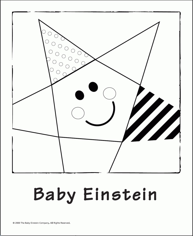 Baby Einstein Coloring Pages Google Search Coloring Pages Baby Einstein Einstein